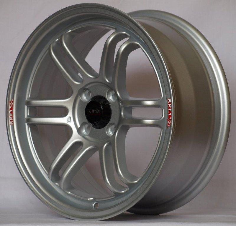 ALLOY WHEELS K-II RPF1
