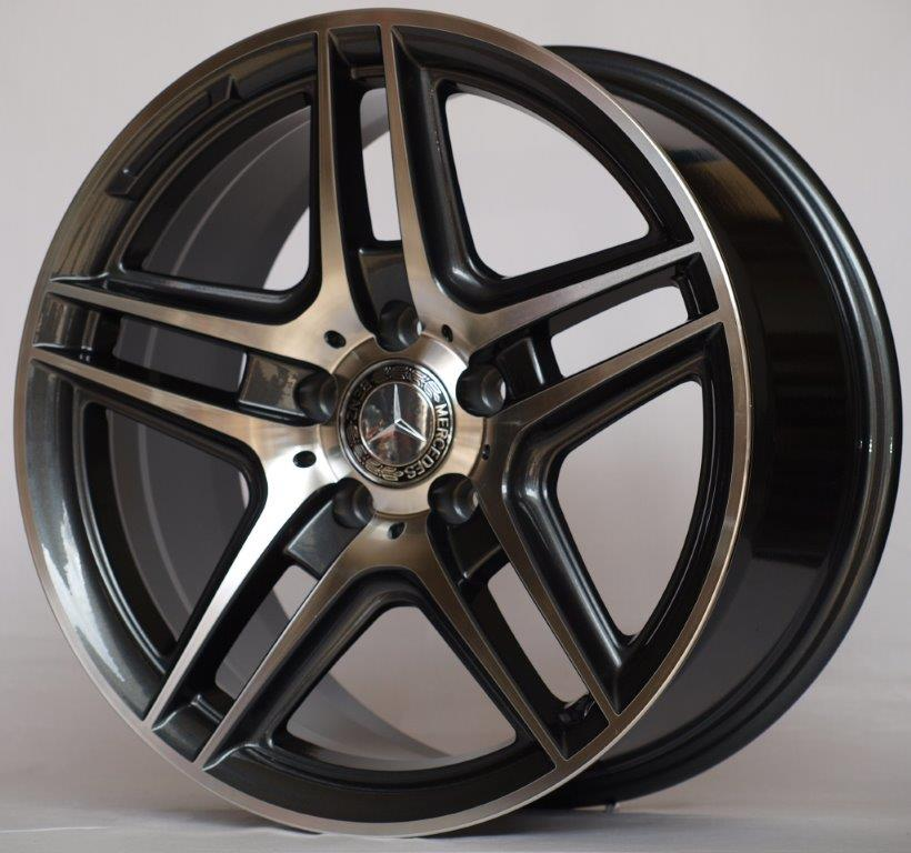 ALLOY WHEELS K-II SSA02