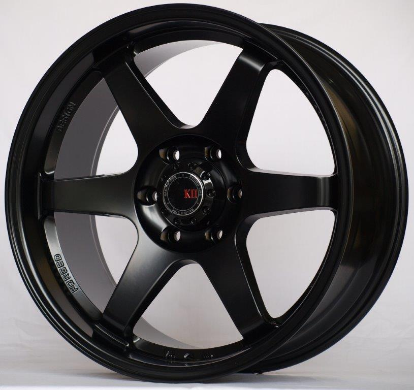 ALLOY WHEELS K-II TE37N